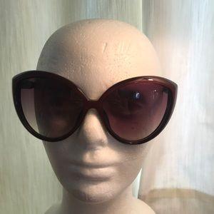 Linda Farrow Oversized Sunglasses